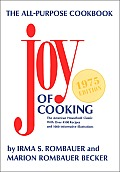 Joy of Cooking 1975 Cover