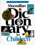 Macmillan Dictionary for Children Cover