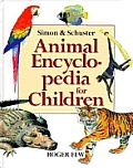 Simon & Schuster Animal Encyclopedia for Children
