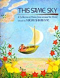 This Same Sky A Collection Of Poems From - Signed Edition