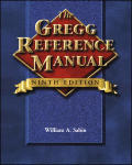 Gregg Reference Manual 9th Edition