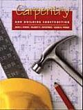 Carpentry & Building Construction 5th Edition