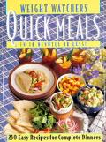 Weight Watchers Quick Meals In 30 Minute