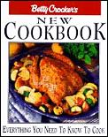 Betty Crockers New Cookbook Everything You Need to Know to Cook