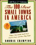 100 Best Small Towns In America 2nd Edition
