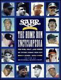Sabr Presents The Home Run Encyclopedia