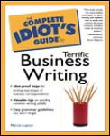 Complete Idiot's Guide to Terrific Business Writing (Complete Idiot's Guides) Cover