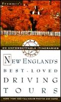 Frommers New Englands Best Loved Driving Tours