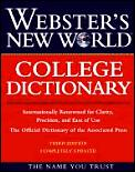 Websters New World College Dictionary 3rd Edition
