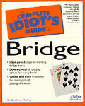 Complete Idiot's Guide to Bridge (Complete Idiot's Guides) Cover