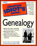 Complete Idiots Guide To Genealogy
