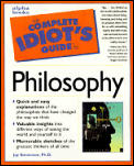 The Complete Idiot's Guide to Philosophy Cover