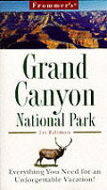 Frommers Grand Canyon National Park 1st Edition