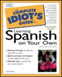 Complete Idiots Guide To Learning Spanish 2nd Edition
