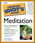 Complete Idiots Guide To Meditation