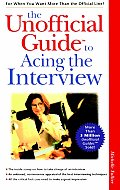 Unofficial Guide To Acing The Interview