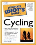 Complete Idiot's Guide to Cycling (Complete Idiot's Guides) Cover