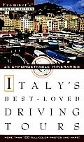 Frommers Italys Best Loved Driving Tours