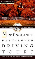 Frommers New Englands Driving Tours 2nd Edition