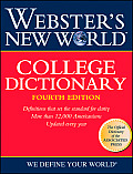 Webster's New World College Dictionary, Indexed (Webster's New World)
