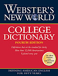 Webster's New World College Dictionary (4TH 00 Edition) Cover