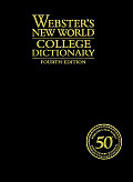 Websters New World College Dictionary 4th Edition