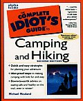 Complete Idiot's Guide to Camping & Hiking (Complete Idiot's Guides) Cover