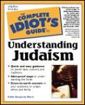 Complete Idiots Guide To Understanding Judaism