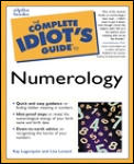 Complete Idiot's Guide to Numerology (Complete Idiot's Guides) Cover