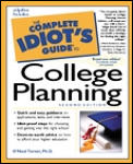 Complete Idiot's Guide to College Planning, Second Edition (Complete Idiot's Guides) Cover