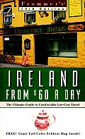 Frommers Ireland From $60 A Day 18th Edition