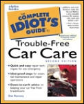 Complete Idiots Guide To Trouble Free Car Repair