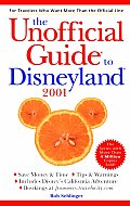 Unofficial Guide To Disneyland 2001