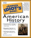 Complete Idiots Guide To American History 2nd Edition