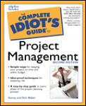 Complete Idiots Guide To Project Management 2nd Edition
