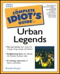 Complete Idiot's Guide to Urban Legends (Complete Idiot's Guides) Cover