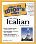 Complete Idiots Guide to Italian 2nd edition