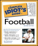 Complete Idiot's Guide to Football (Complete Idiot's Guides) Cover