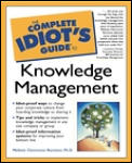 Complete Idiots Guide To Knowledge Management