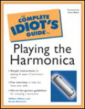 Complete Idiot's Guide to Playing the Harmonica (Complete Idiot's Guides) Cover