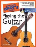 Complete Idiot's Guide to Playing Guitar, 2e with CDROM (Complete Idiot's Guides) Cover