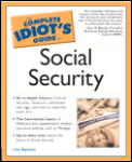 Complete Idiots Guide To Social Security
