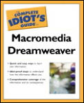 Complete Idiot's Guide to Macromedia Dreamweaver X