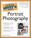 Complete Idiot's Guide to Portrait Photography (Complete Idiot's Guides) Cover