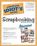 Complete Idiots Guide To Scrapbooking 2ND Edition Cover