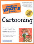 Complete Idiot's Guide to Cartooning (Complete Idiot's Guides) Cover