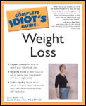 Complete Idiot's Guide to Weight Loss (Complete Idiot's Guides) Cover