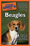 Complete Idiot's Guide to Beagles (Complete Idiot's Guides) Cover