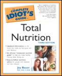 Complete Idiot's Guide to Total Nutrition, 3e (Complete Idiot's Guides) Cover