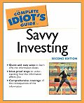 Complete Idiots Guide To Savvy Investing 2ND Edition